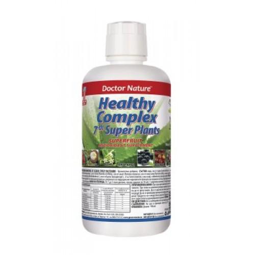 Dr.Nature-Здравословен комплекс от седемте суперрастения- 946ml