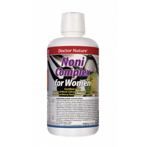 Нони супер  комплекс за жени Dr.Nature-946ml