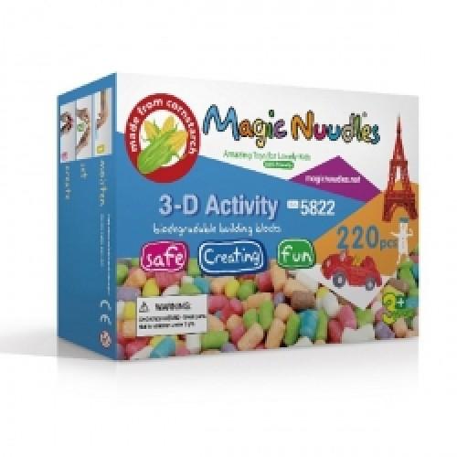 Magic Nuudles – комплект от 220 бр.