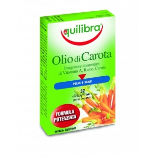Масло от морков-за красива и здрава кожа-32 капсули