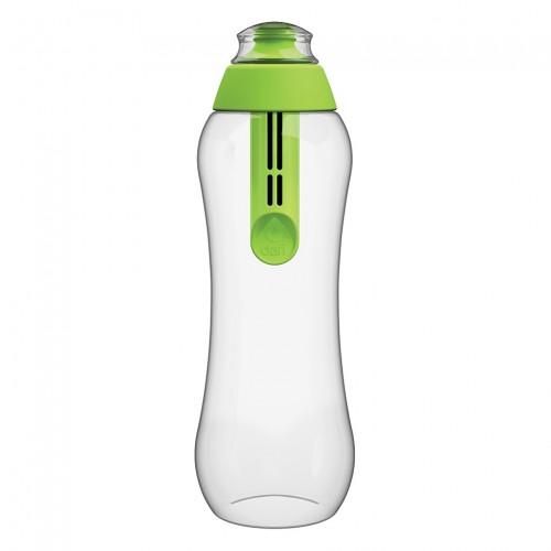 DAFI – бутилка за пречистване на вода – зелена, 500 мл