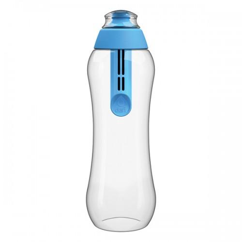 DAFI – бутилка за пречистване на вода – светло синя, 500 мл