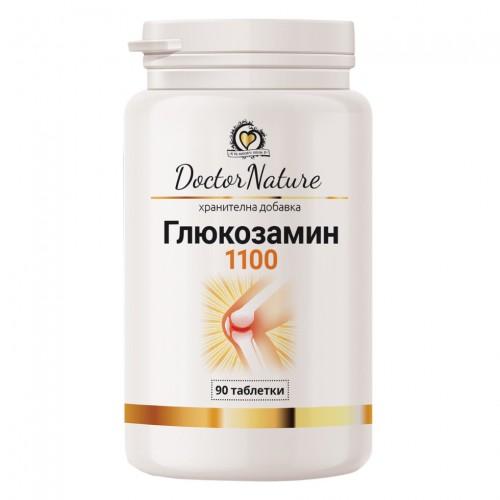 Dr.Nature Глюкозамин 1100, 90 таблетки