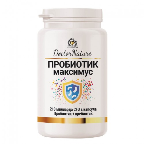 Dr. Nature Пробиотик Максимус 15 бр.