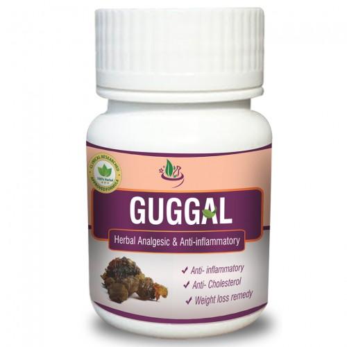 Гугул (Guggal) - 40 капсули