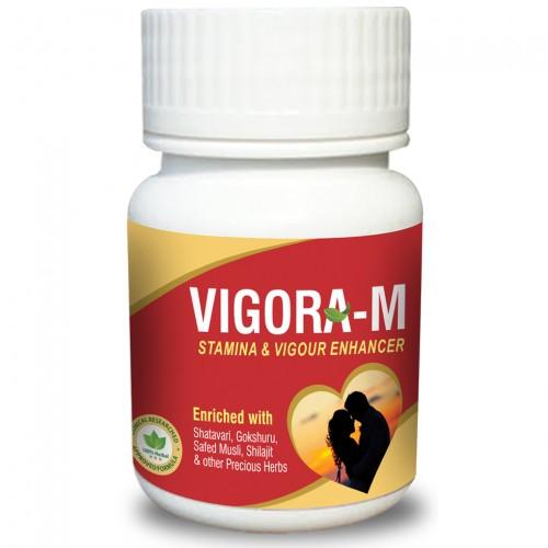 Вигора М (Vigora M), 40 капсули