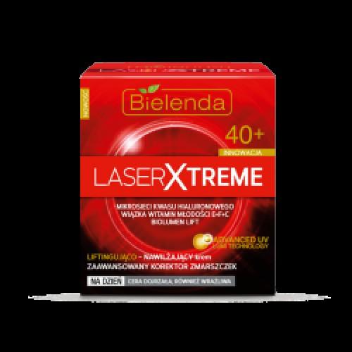 Лифтинг и овлажняващ дневен крем LASER XTREME 40+  – 50 ml