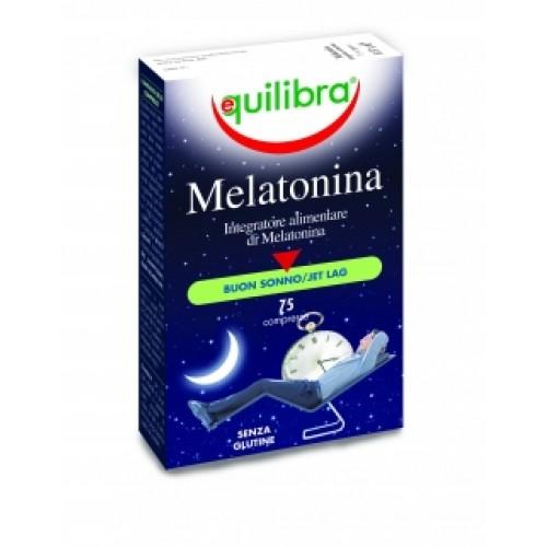 Мелатонин,Equilibra 75 таблетки