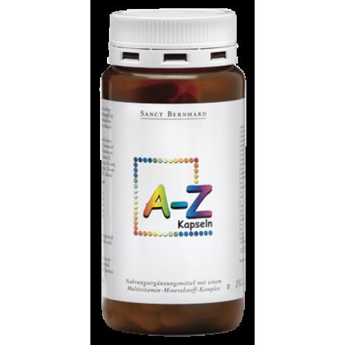 Мултивитамини и минерали A – Z / 150 капсули/