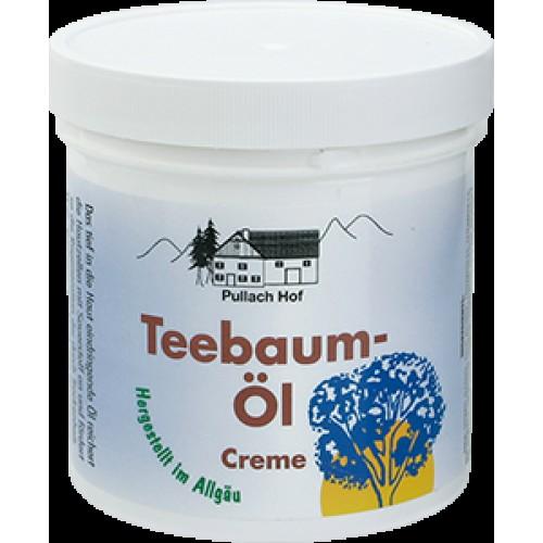 Крем с масло от чаено дърво-250 мл