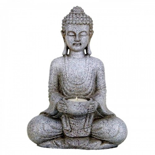 "Свещник ""медитиращ Буда"""