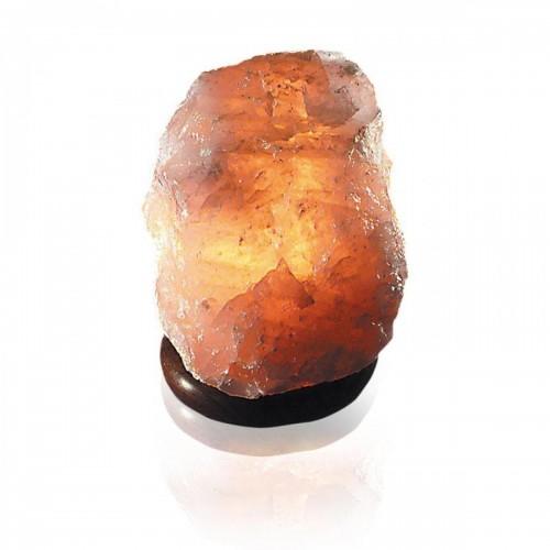 Електрическа лампа от хималайска сол 2-3 кг.