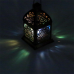 "Атмосферен свещник-лампа ""Мандала"""