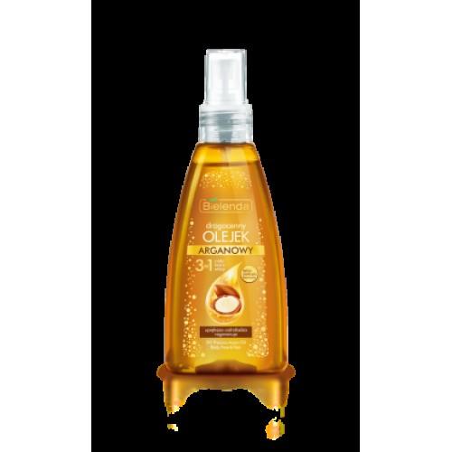 Златно масло Арган 3 в 1 – за лице, тяло и коса