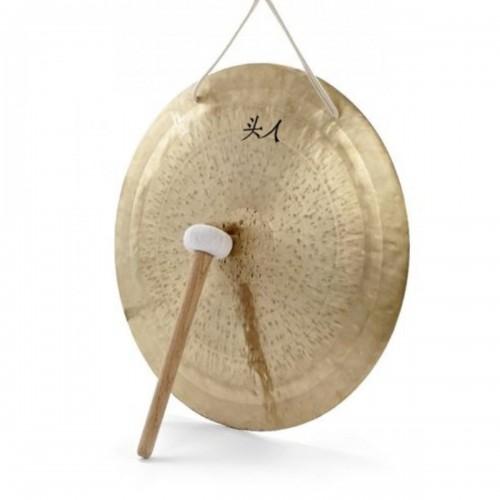 Лечебен Гонг с чукче Wind Gong. Размер 40 см.