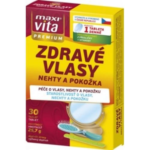 VITAR Здрава коса - 30 таблетки